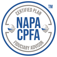 NAPA Certified Plan Fiduciary Advisor (CPFA)